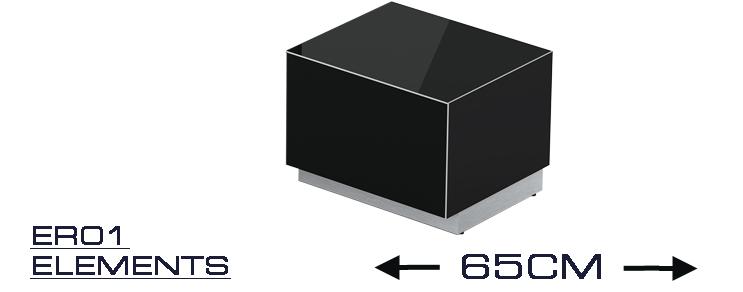 ER 01 TV-Möbel Breite 65 cm