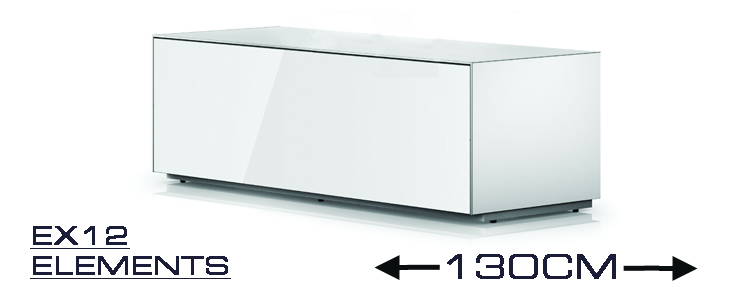 EX 12 TV-Möbel Breite 130 cm
