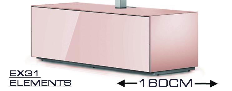 EX 31 TV-Möbel Breite 160 cm