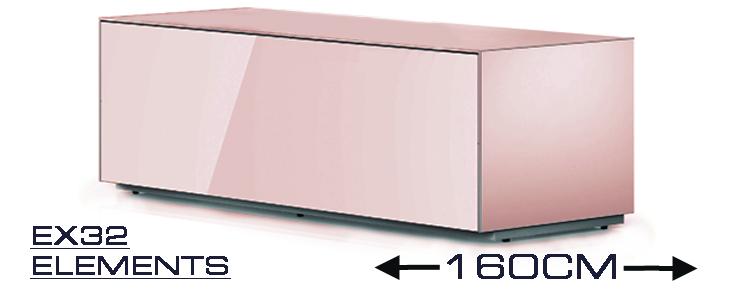 EX 32 TV-Möbel Breite 160 cm